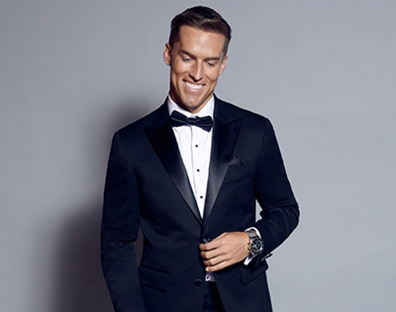 4 Ways to Wear a Tux